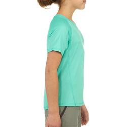 Jongens T-shirt voor wandelen Hike 100 - 712585