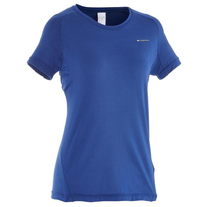 Tee-Shirt manches courtes randonnée Techfresh 50 femme - 712757