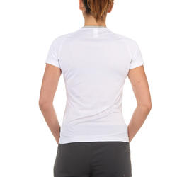 T-shirt korte mouwen trekking Techfresh 50 dames - 712760