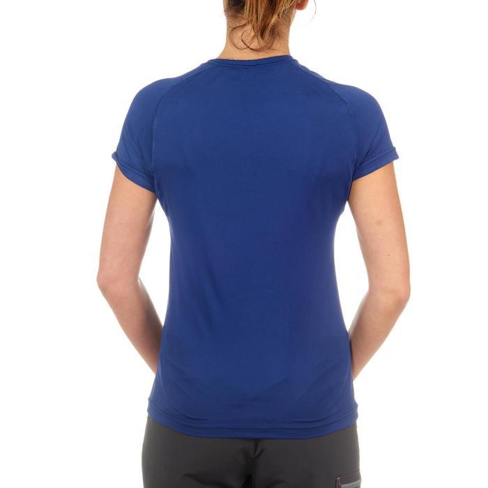 Tee-Shirt manches courtes randonnée Techfresh 50 femme - 712769