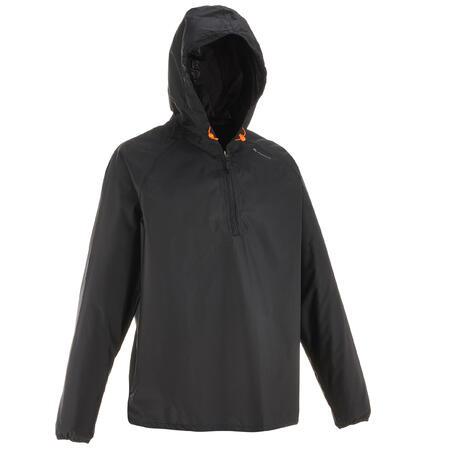 Men's Country Walking Raincoat - NH100 Raincut Demi Zip