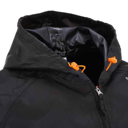Chaqueta Impermeable NH100 1/2 Cierre Hombre Montaña/Trekking Quechua