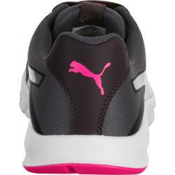 Damessneakers St Trainer zwart/roze - 713569