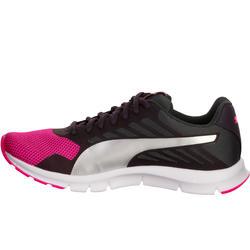Damessneakers St Trainer zwart/roze - 713571