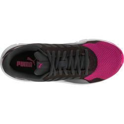 Damessneakers St Trainer zwart/roze - 713577