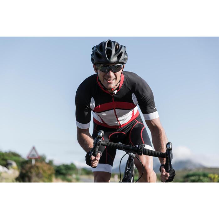 Lunettes de soleil vélo & running adulte ARROYO PACK grises verres changeables - 713615
