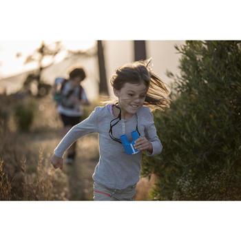 Verrekijker met vaste focus bergwandelen Kind MH B100 vergroting x6 blauw