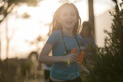 Verrekijker voor wandelen, voor kinderen, 8x vergroting, fix focus - 713679