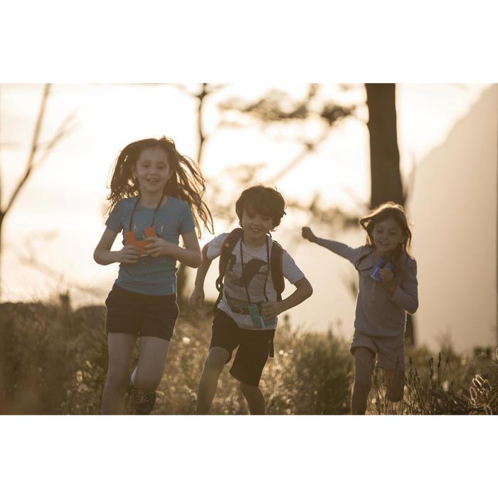 Kids Fixed Focus Hiking Binoculars - MH B120 - x8 Magnification - Blue