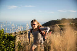 Zonnebril Teen 300 voor skiën en bergsporten, kinderen 7-9, categorie 4 - 713685