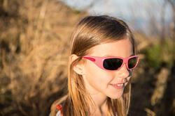 Zonnebril Teen 300 voor skiën en bergsporten, kinderen 7-9, categorie 4 - 713689