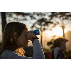 Fernglas ohne Einstellung M 100 Kinder 6-fach-Vergrößerung blau