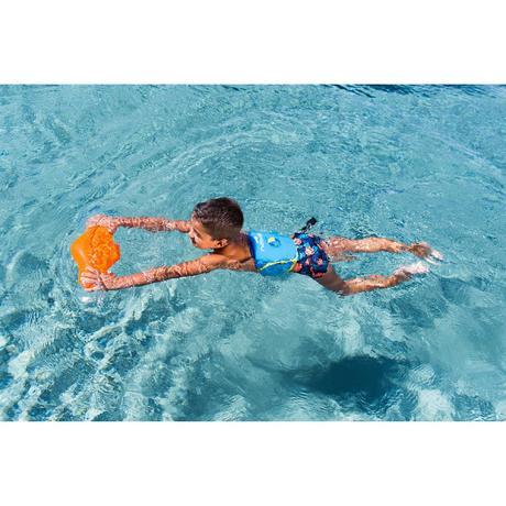 Ceinture volutive pour l 39 apprentissage de la natation for Piscine evolutive 9