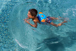 Zwemboxer Titou voor jongens all fish - 714014