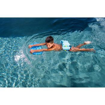 Ceinture de natation enfant avec pains de mousse bleus - 714019