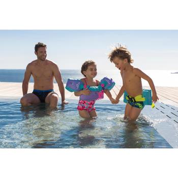 Ceinture de natation enfant avec pains de mousse bleus - 714079