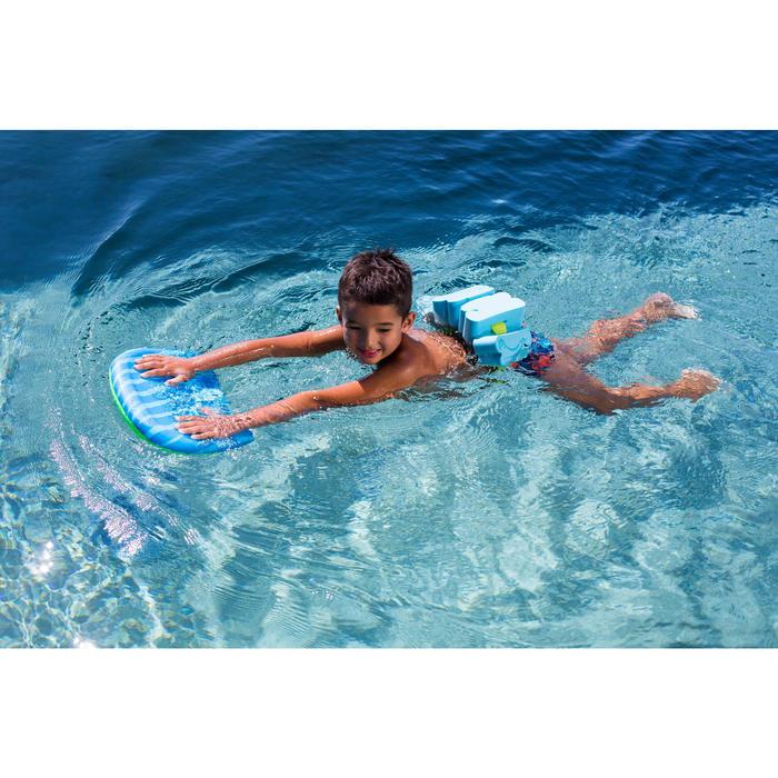 Ceinture de natation enfant avec pains de mousse bleus - 714083