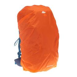 Rucksack-Regenhülle mittelgroß 35–50L orange
