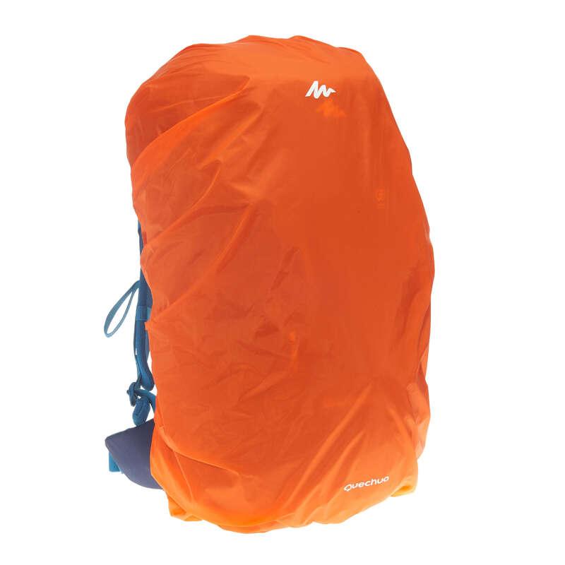 Akcesoria podróżne Turystyka - Pokrowiec na plecak 35-50 litrów FORCLAZ - Turystyka