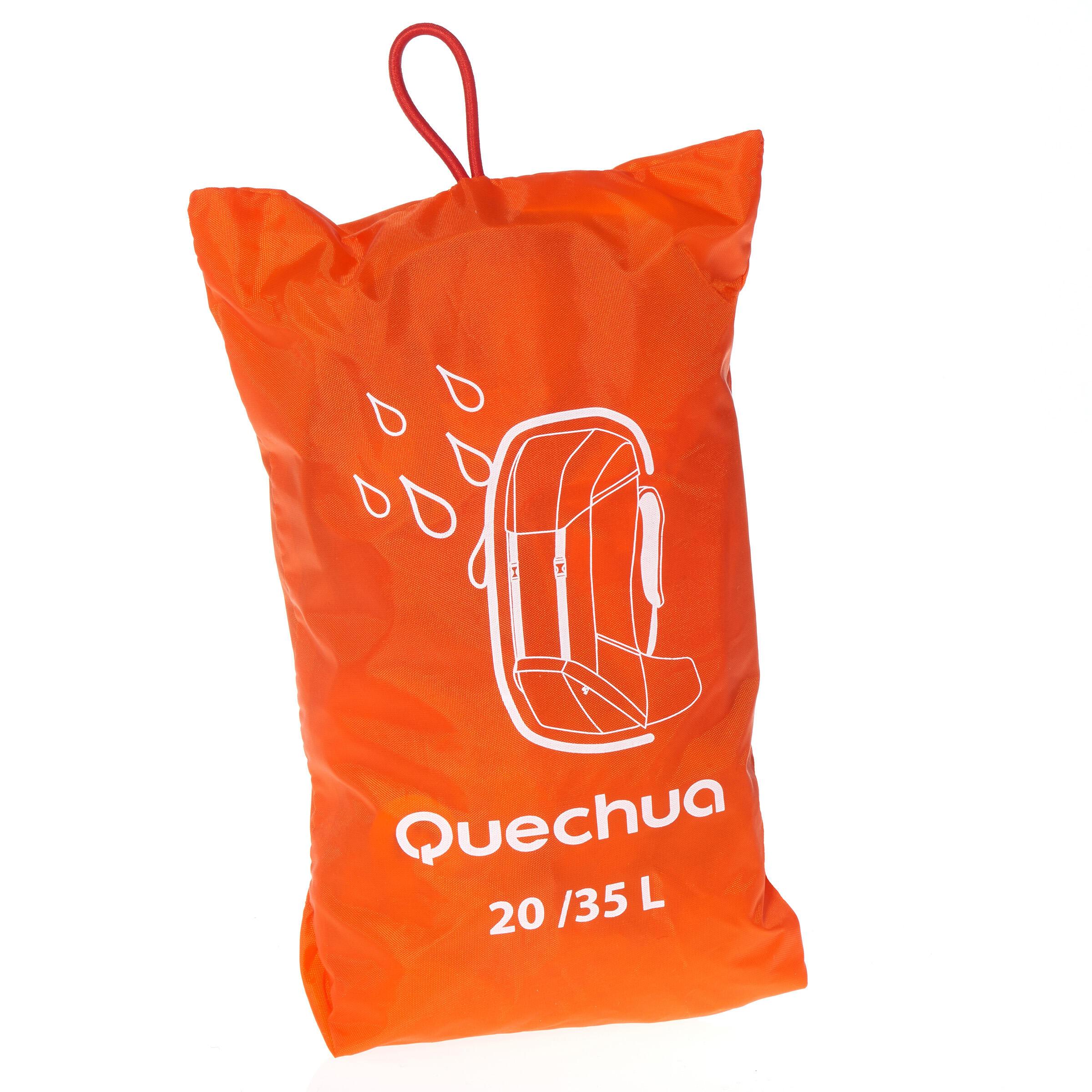 Regenschutzhülle für 20- bis 35-Liter-Rucksäcke | Taschen > Rucksäcke > Wanderrucksäcke | Forclaz