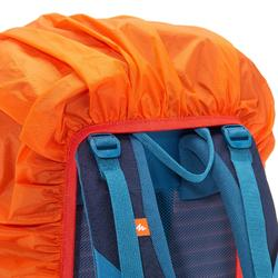 Funda Lluvia Impermeable Mochila de Montaña y Trekking Quechua 35 a 50 Litros