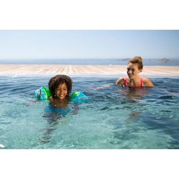 """Brassards de natation enfant bleus imprimés """"ZEBRE"""" - 714167"""