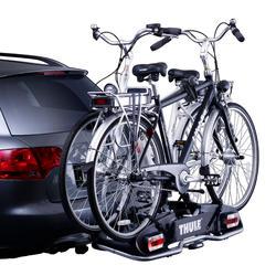 Platformdrager voor trekhaak Europower 916 voor 2 elektrische fietsen - 714180