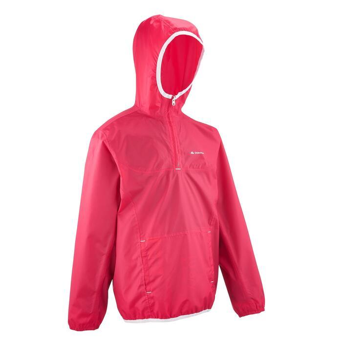 Veste imperméable de randonnée enfant Raincut - 714225