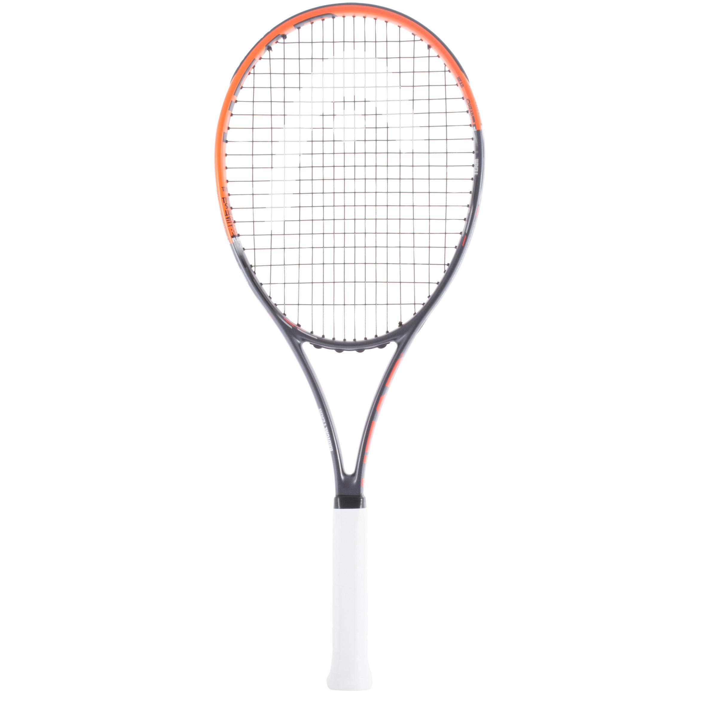 Head Tennisracket Radical Team oranje/grijs