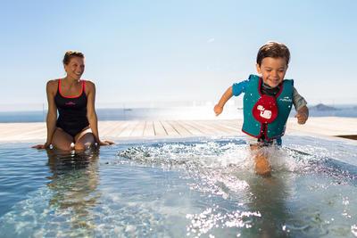سترة سباحة أساسية للأطفال NABAIJI