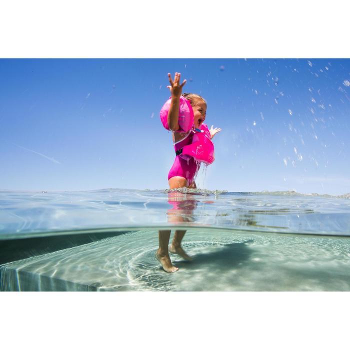 Maillot de bain bébé fille une pièce madina rose gigi - 716013