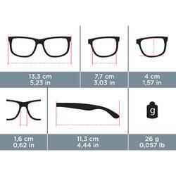 Fietsbril voor volwassenen Cycling 700 categorie 3 - 716024
