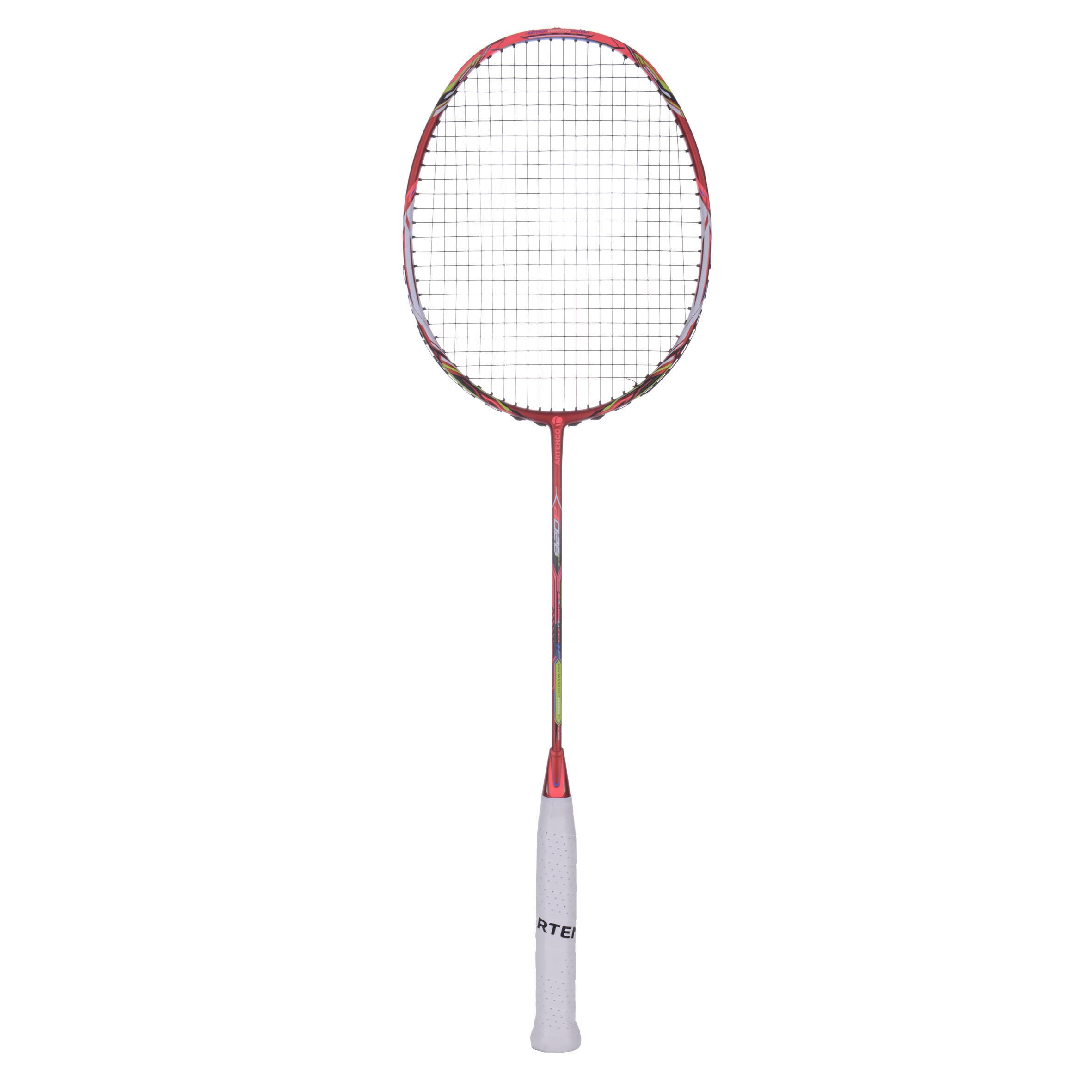 Artengo Badmintonracket BR 920 P flash rood
