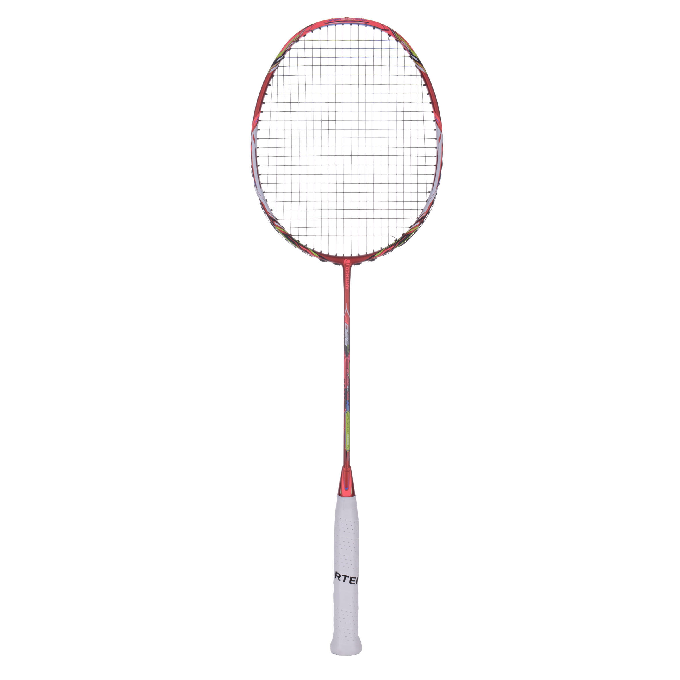 BR 920 P Adult Badminton Racquet - Flash Red