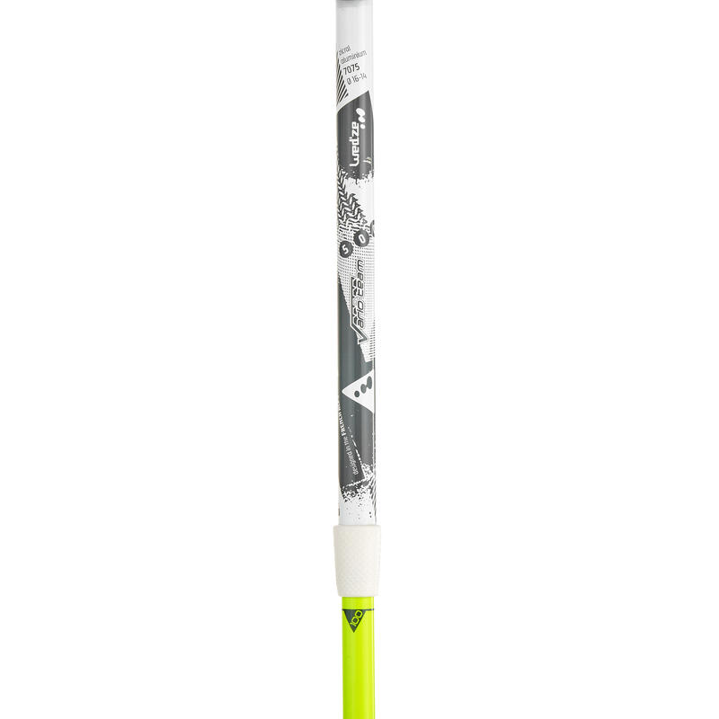 CHILDREN'S SKI POLES VARIO 500 - YELLOW