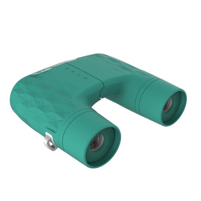 兒童款8X固定式望遠鏡MH B120-綠色