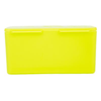Caja para cera multibloque + peine, verde