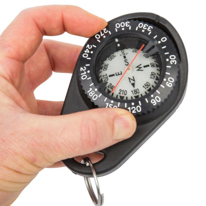 Compas de plongée clip à fixer au gilet - 716916