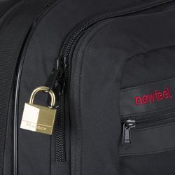 Candado Senderismo Master Lock 35 MM Dorado Llave Viaje