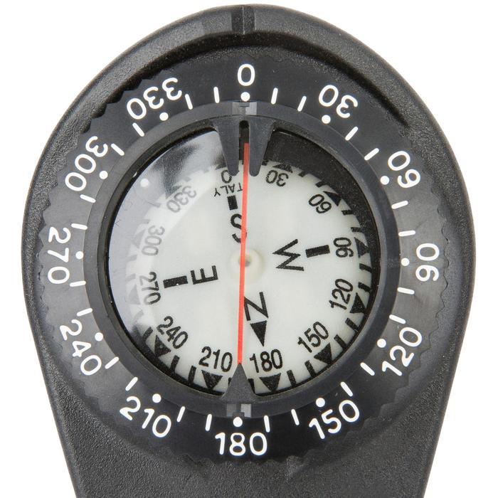 Compas boussole de plongée à main Clip