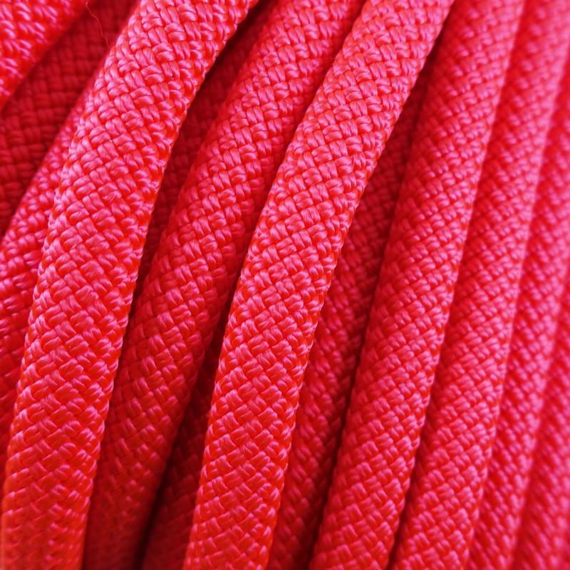 am besten authentisch neue niedrigere Preise moderate Kosten Ropes - Edge Climbing Rope - 8.9 x 100 m Pink