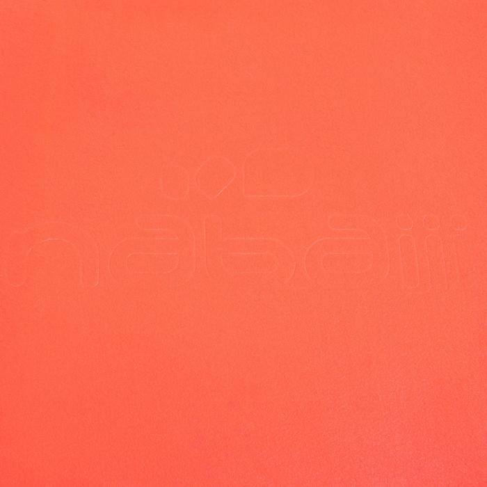 Microvezelhanddoek oranje L