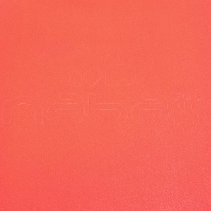 Supercompacte microvezel handdoek oranje maat XL 110 x 175 cm