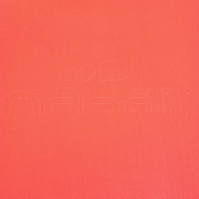 Ultra compact microfibre towel size XL 110 x 175 cm - orange