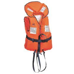 Reddingsvest met schuim volwassenen Typhoon 150N oranje