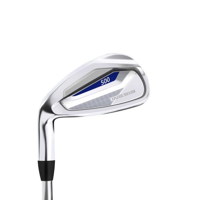 Hierro de golf 500 N° 7 para niños 11-13 años zurdo