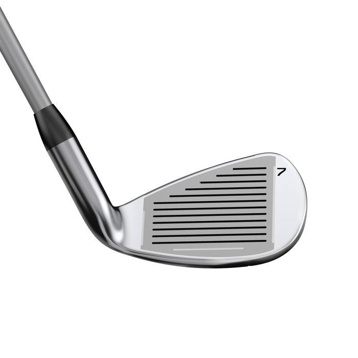 Golf iron 500 voor kinderen van 11-13 jaar linkshandig nr. 7