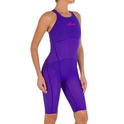 Traje de natación mujer O JET Violeta