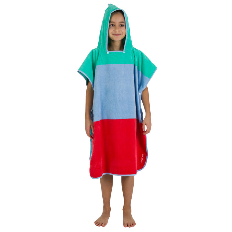 Children's Poncho - Mini Van