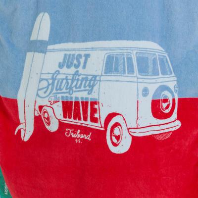 Children's Poncho - Mini Van